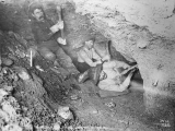 three_miners_using_pickaxes_in_underground_gold_mine_lit_by_candlelight_gold_hill_yukon_territory_ca_1898_hegg_5151