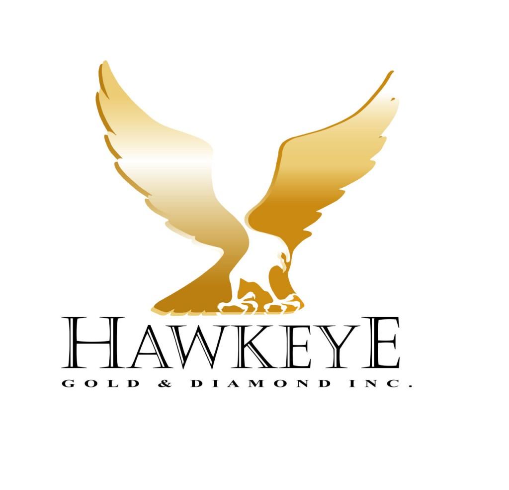 HAWKEYE Gold & Diamond Inc Logo