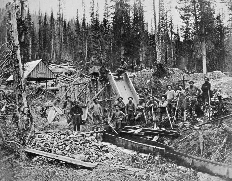 BARKERVILLE Cariboo Valley